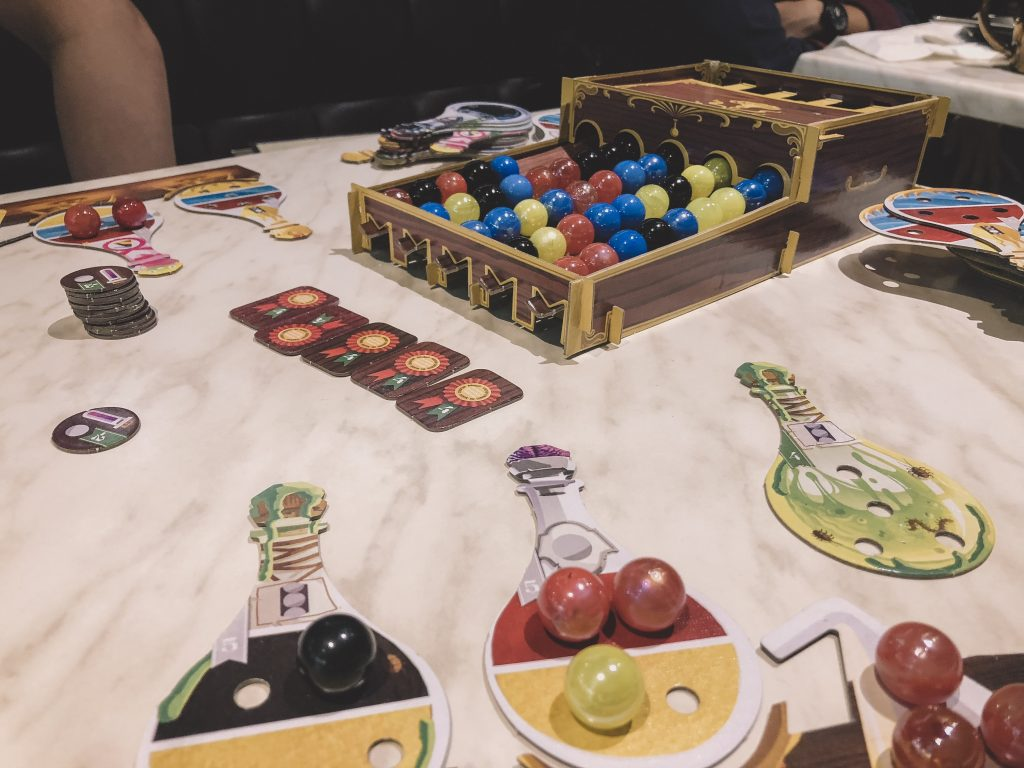 Potion Explosion is for lovers of Candy Crush
